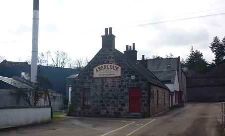A lovely distillery that oozes charm and class. Aberlour (the village) is lovely, too, and the distillery sits just off the road in from Tomintoul.