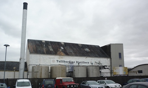 This isn't the prettiest of distilleries but within it I had one of my best experiences on tour. It is the oldest brewing and distilling site in Scotland.