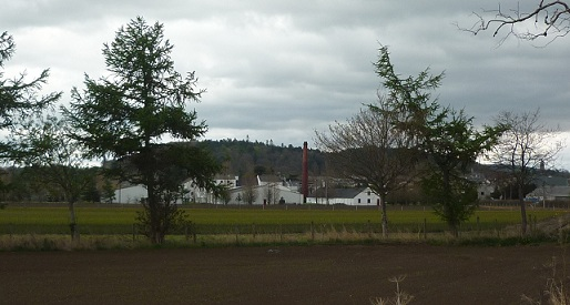 Benromach and Forres