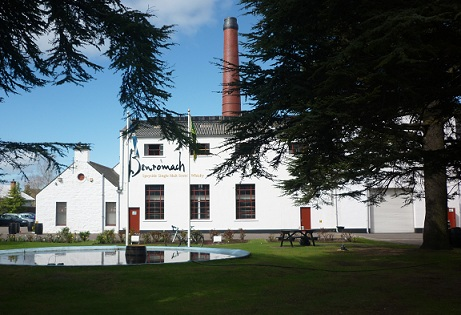 A handsome, even cute distillery with very much its own character. One of the nicest hours I spent on Speyside.