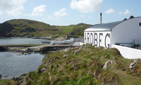 A distillery and the outside world: neither we nor whisky are made in isolation.